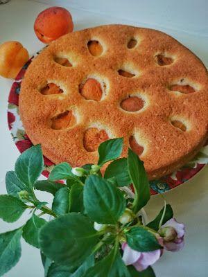 My favorite book of desserts: Абрикосовый пирог по рецепту Марты Стюарт