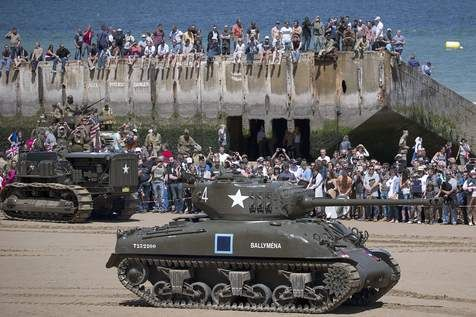 d day 70 anniversary tours