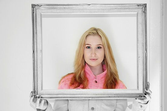 A Framed Beauty by Donna Keevers Driver (One of my beautiful nieces: Hayley Keevers #HayleyKeevers #Hayley #Keevers