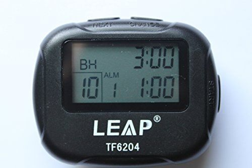 LEAP Interval Timer and Stopwatch $10.95 #topseller