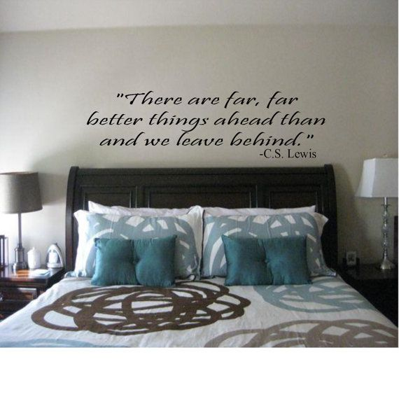 C.S. Lewis Quote Wall Decal