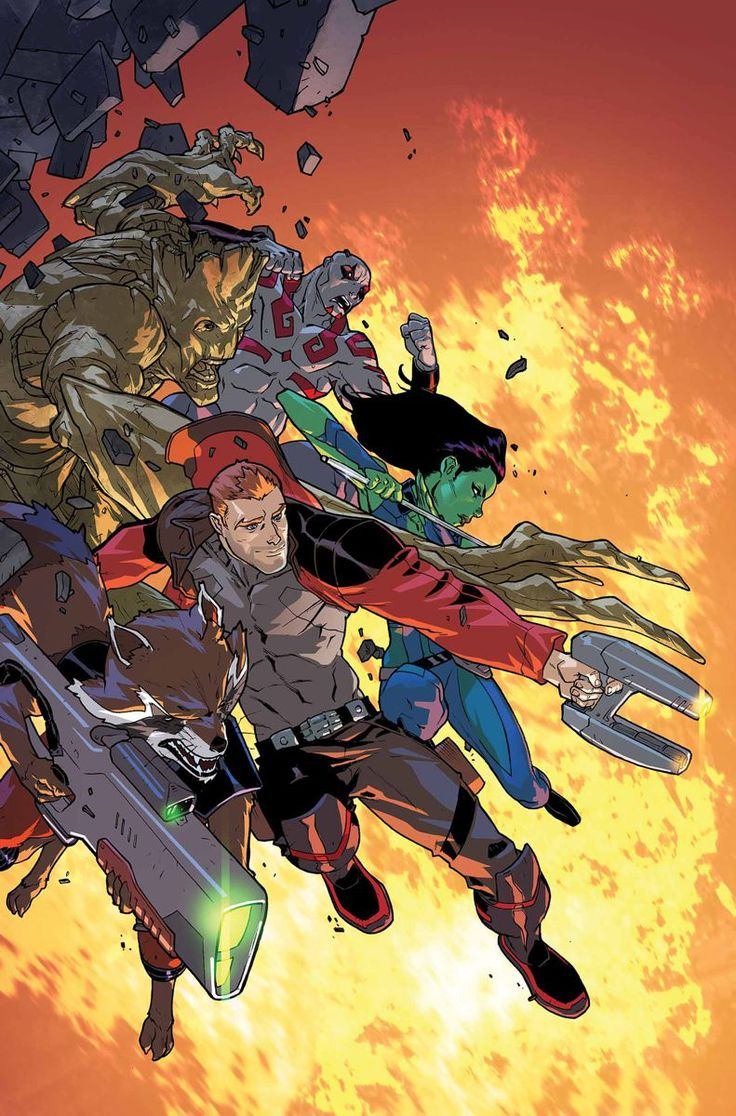 why deadpool and guardians - photo #8