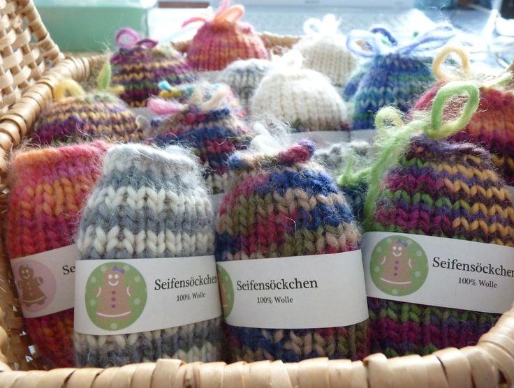 Modern Soap Sack Knitting Pattern Ornament Sewing Pattern Dress