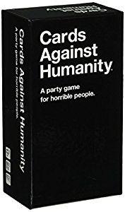 Cards Against Humanity by Cards Against Humanity LLC. for $25.00 http://amzn.to/2fETEoE