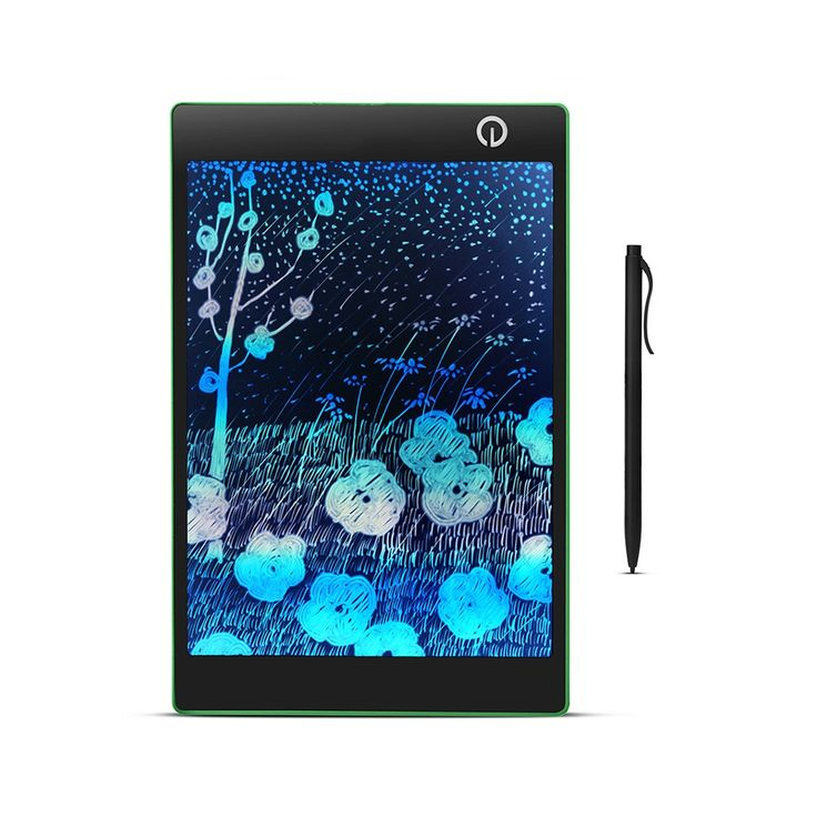 9.7 Inch Colorful LCD Digital Writing Drawing Tablet Handwriting Pads Portable Electronic Graphics Board mesa digitalizadora