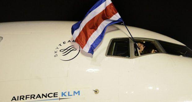 Air France aumentará vuelos a Costa Rica - Noticias de Estilo de Vida, Turismo en América Latina