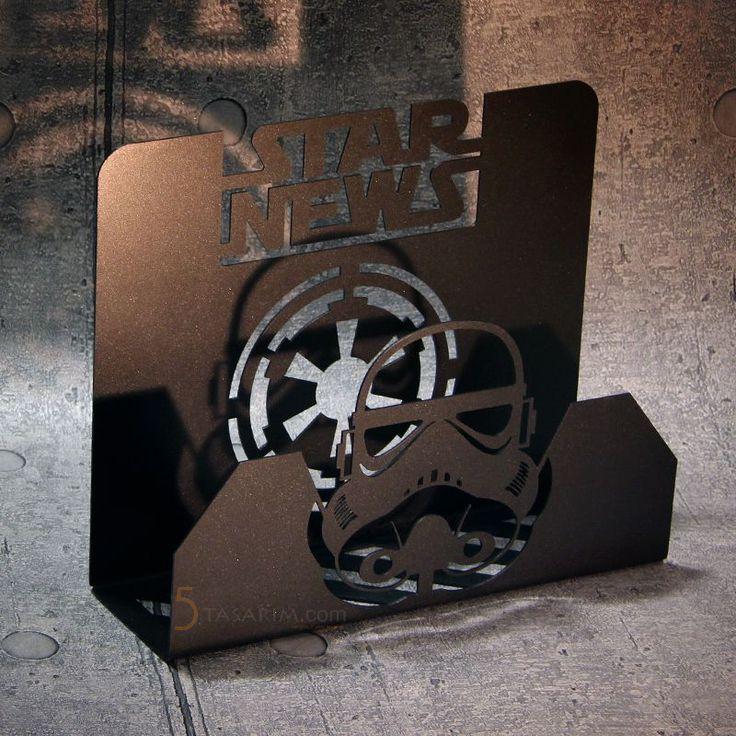 dekoratif metal gazetelik modelleri
