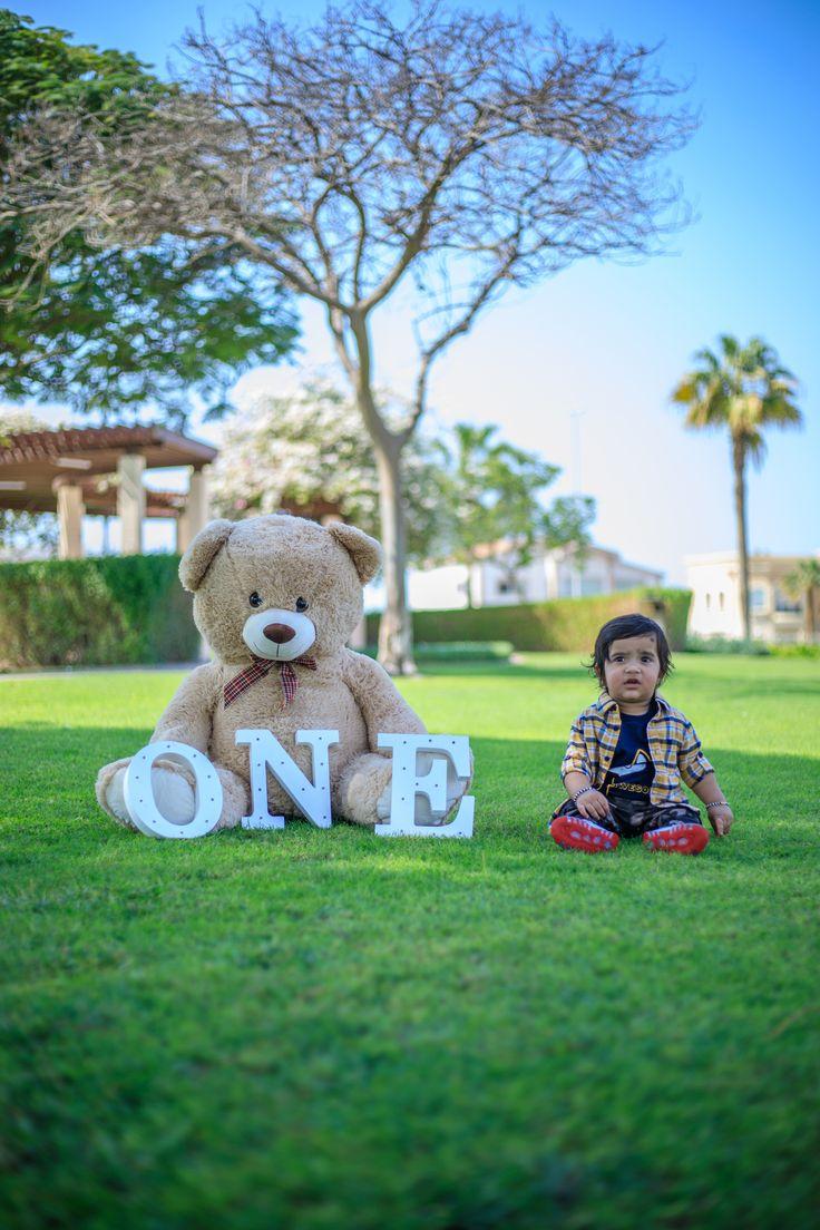 1st birthday photo shoot in Dubai in 2020 1st birthday