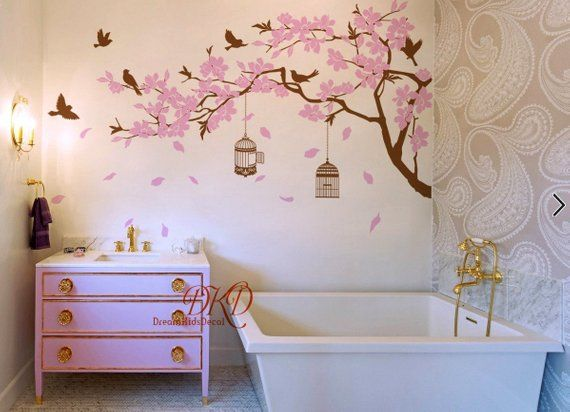 Wall Decal Nursery Stickers Cherry