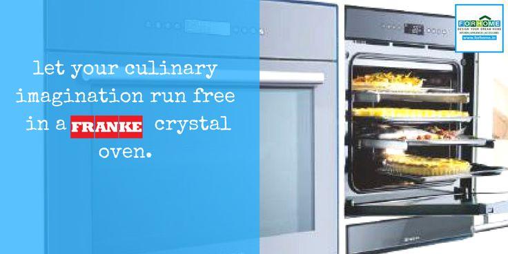 FRANKE Crystal Oven  #FRANKE #oven