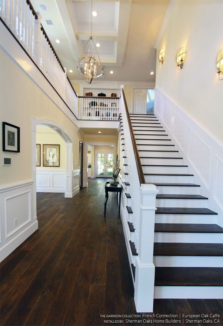 This Gorgeous Staircase Would Look Gorgeous In Any House, Especially When  Complimented By The Garrison