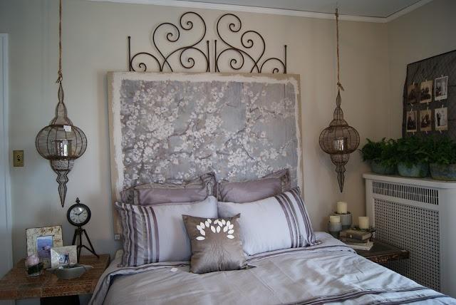 Headboard Alternative Bedroom Diy Storage Bed