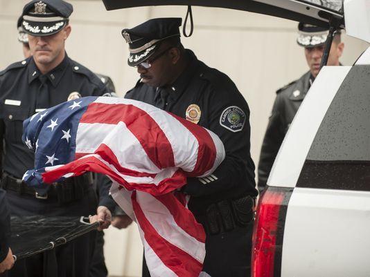 Beloved Camden County Police K-9 Zero dies