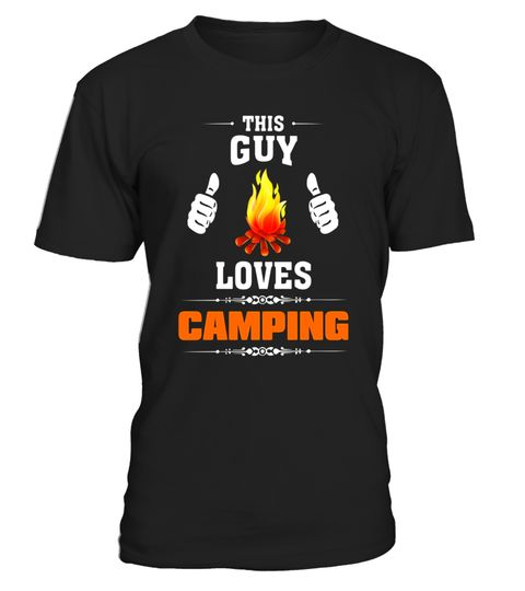 "# This Guy Loves Camping T Shirt-Funny Camper Sayings Tees .  Special Offer, not available in shops      Comes in a variety of styles and colours      Buy yours now before it is too late!      Secured payment via Visa / Mastercard / Amex / PayPal      How to place an order            Choose the model from the drop-down menu      Click on ""Buy it now""      Choose the size and the quantity      Add your delivery address and bank details      And that's it!      Tags: This funny novelty tee…"