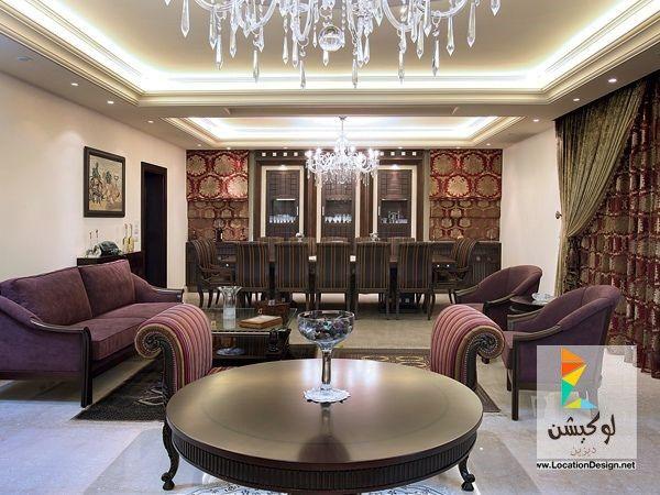 بالصور أفكار جميلة لديكورات غرف جلوس مودرن صغيرة المساحة لوكشين ديزين نت Decor Home Decor Home