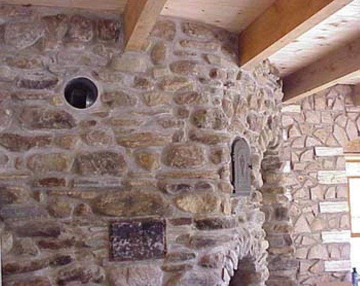 Cordwood Homes And Barns