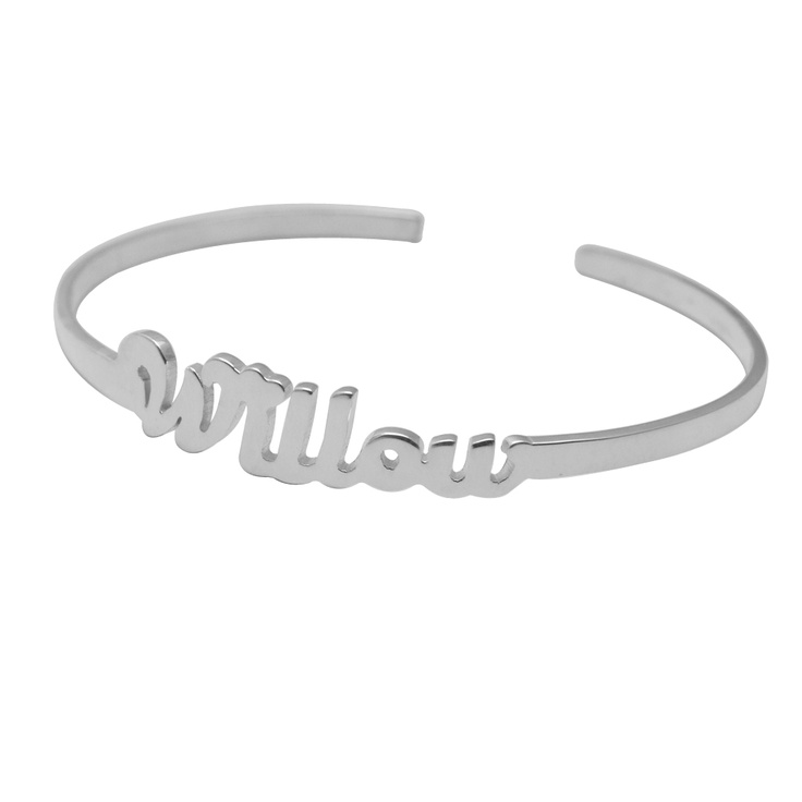 Customised Name Bangle