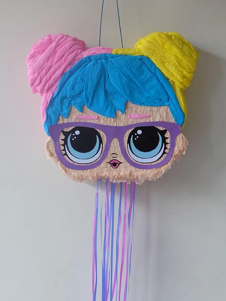 DIY L.O.L. Überraschungs-Geburtstagsfeier: DIY LOL Überraschungspuppe Bon Bon …   – LoL