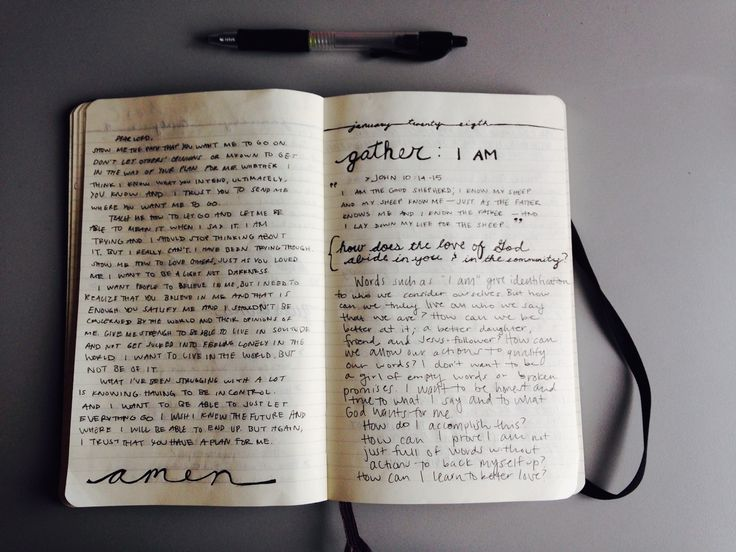 216 best images about Handwriting, Doodles and Used Notebooks on ...