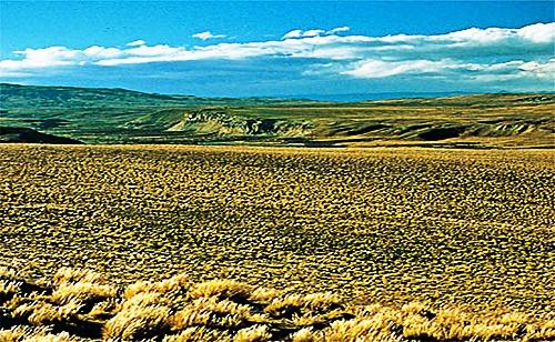 La Pampa, Argentina.