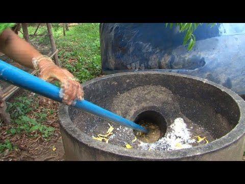 Thailand: Alternative Energie aus Kuhmist - YouTube