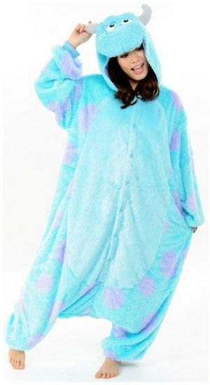 I NEED THIS SULLY ONESIE