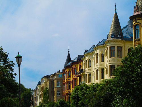 oslo norway | Embassy Row - Oslo, Norway