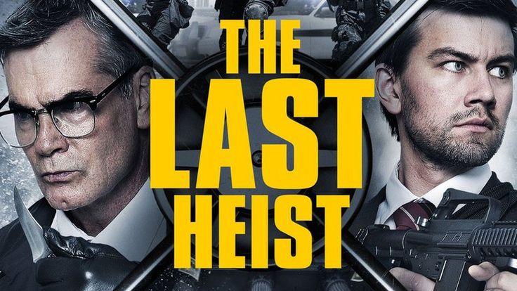 The Last Heist 2016 Online Subtitrat Film HDRip. Un grup de hoţi intră într-o bancă, înarmaţi şi convinşi că şi-au luat toate măsurile de precauţie pentru