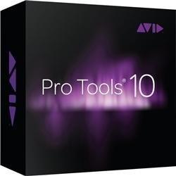 Avid Pro Tools 10 Student Edition