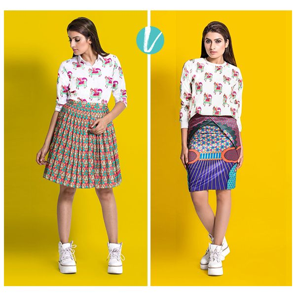 For Prints which tell a Story! Designer Siddharth Bansal's prints are all about finding the Calm in the Chaos. Shop the Collection here:  #siddharthbansal #designerwear #printmania #premium #boldstatement #prints #vilara