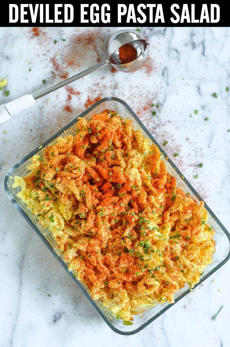 1000 Ideas About Deviled Egg Potato Salad On Pinterest