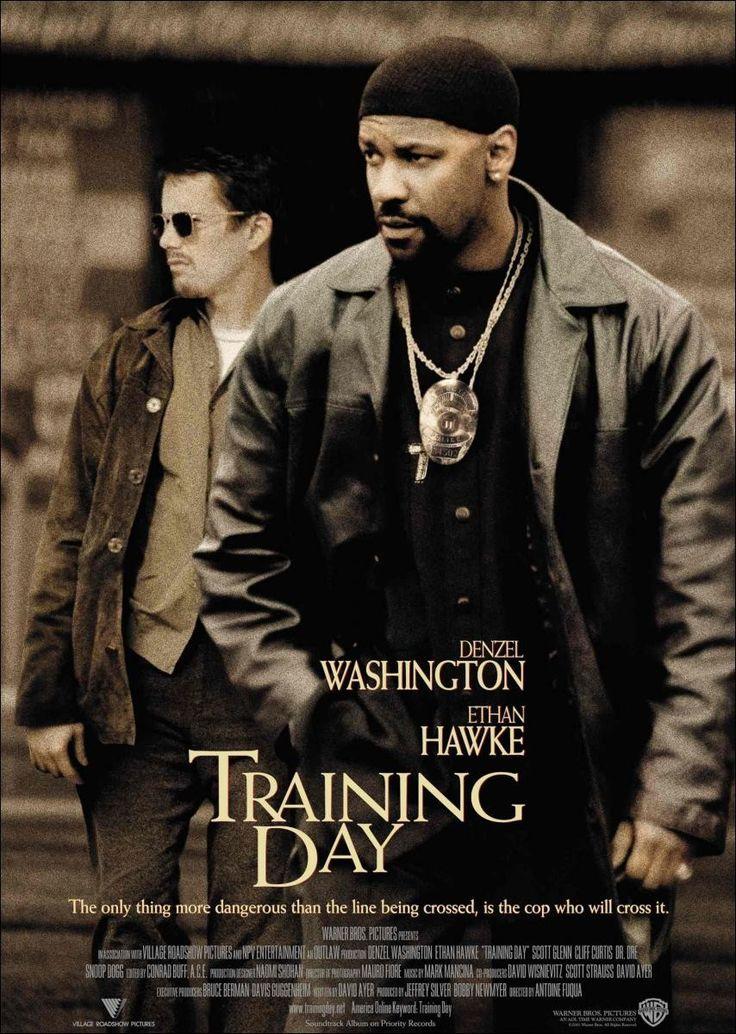 Training Day  Denzel Washington