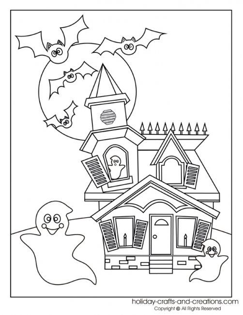 Last Minute And Free Halloween Printables Free