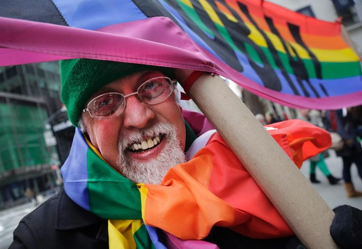 Gilbert Baker: He initially designed an eight-colour flag in 1978 for the city's gay freedom day, the precursor to the modern pride parade. via @oneloveallequal