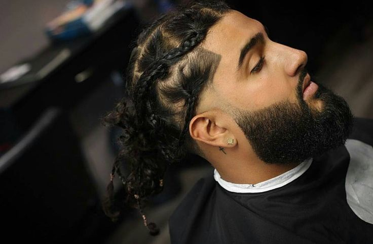 Men Hair Braiding Styles: 72 Best Images About Hair. On Pinterest