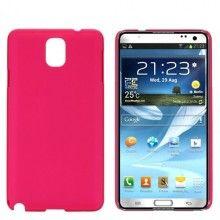 Carcasa Galaxy Note 3 - Ultra fina Fucsia  Bs.F. 62,99