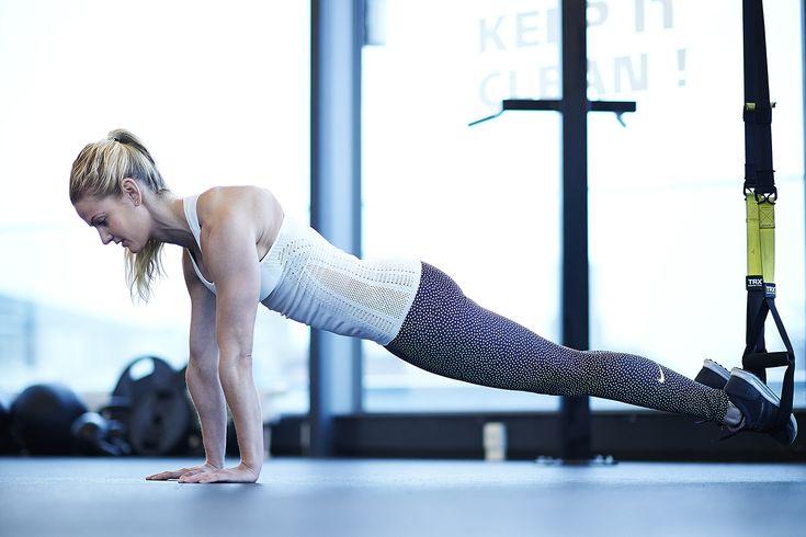 Bliv stærk med rem og seler. Træning med TRX er både sjov og effektiv, og med I FORMs TRX-træningsprogram garanterer vi, at du bliver fit på rekordtid.