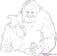 bigfoot presents coloring pages - photo#11