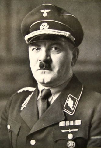 Julius Schreck (July 13, 1898 – May 16, 1936) was an early Nazi Party member and also the first commander of the Schutzstaffel (SS).Schreck joined the Nazi Party in 1920, at about the same time as Adolf Hitler, and the two developed a deep friendship in the early days of Nazi history. Schreck had also served in World War I and was a member of the Freikorps.