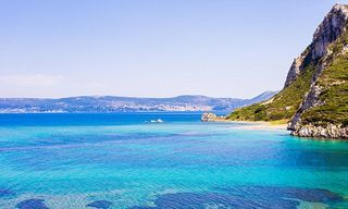 Navarino Bay in the ancient Messinia region of south-west Greece is an area of verdant hills, sheer valleys, vineyards and olive trees, with plenty of thrilling activities for parents and children.