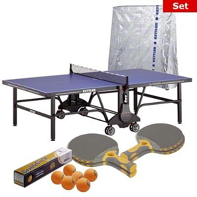 Kettler® Champ 5.0 Tischtennis-Outdoor-Set