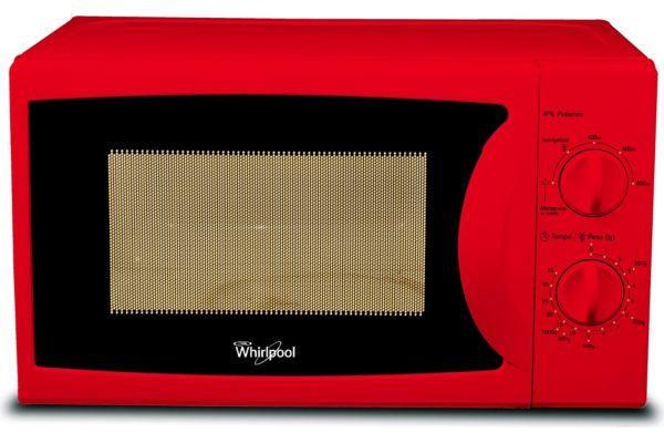 Micro onde Whirlpool MW0617RD 98,00 € livré le moins cher