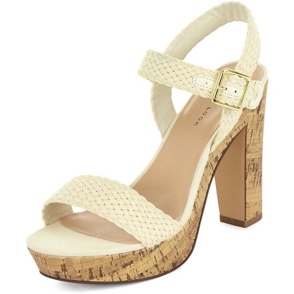 Las 25 mejores ideas sobre Cream Strappy High Heels en Pinterest ...