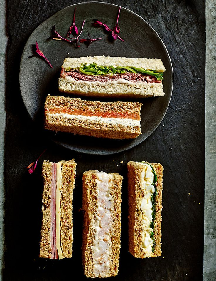 Afternoon Tea Sandwich Fingers (20 Sandwich Fingers) | M&S