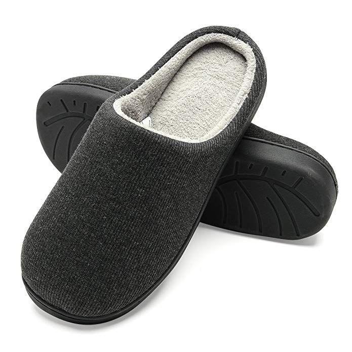 prima i clienti stati Uniti vendita professionale Pantofole da casa per Uomo, Ultra-Leggero Confortevole e ...