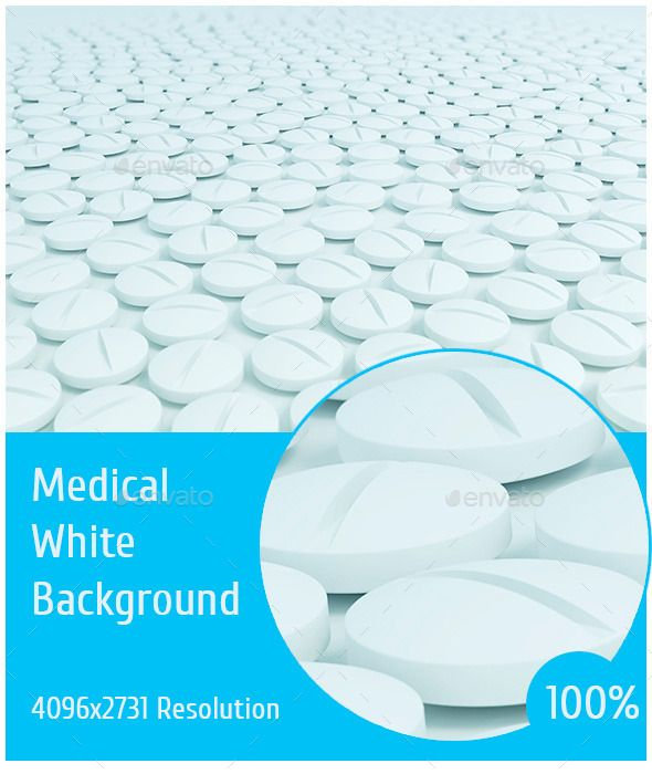 The Pills Medical White Background40962731 Resolution 3d Designs
