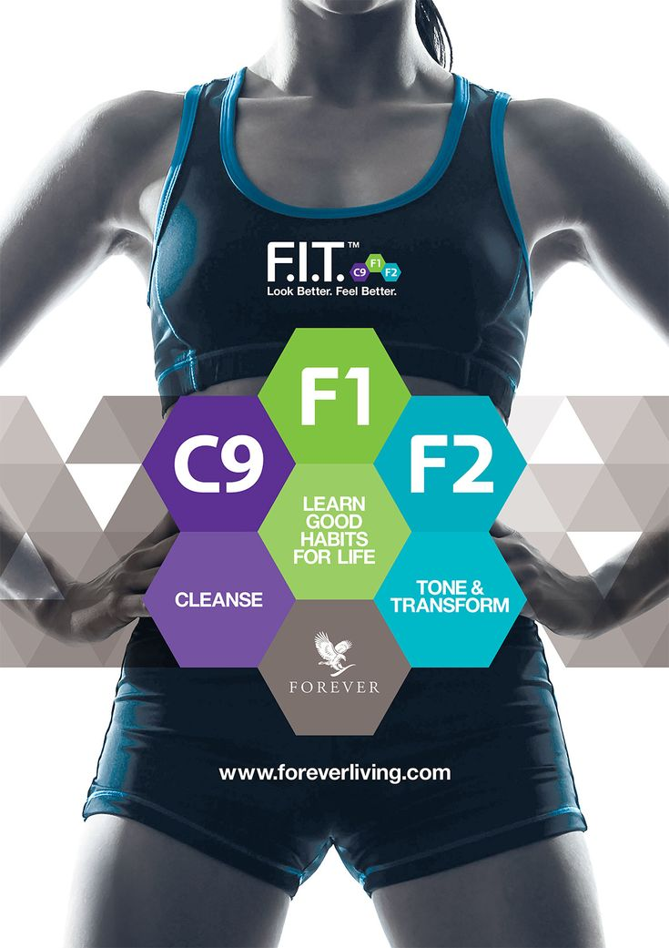 Forever F.I.T is an advanced nutritional, cleansing and weight-management programme, designed to help you look and feel better in three easy-to-follow steps.
