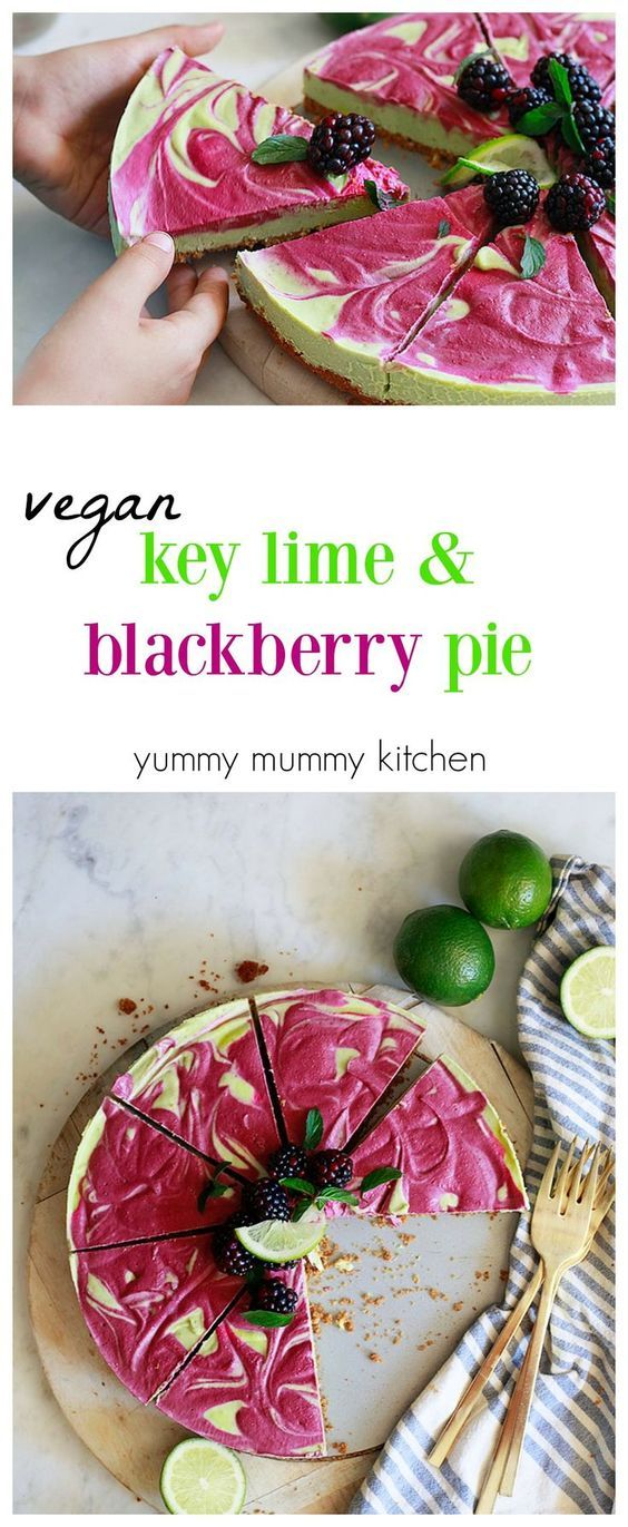 Vegan Key Lime Pie
