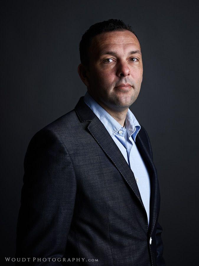 Zakelijk Portret | Business Portrait | SILVIO (2014). | © Bastiaan Woudt | Shot with Phase One IQ140 & Schneider Kreuznach 110mm