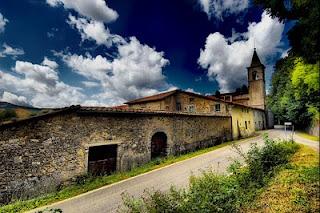 Convento della SS Trinità  Santa Fiora